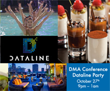 DMA Conference Dataline Party
